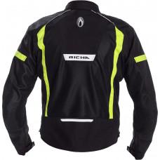Куртка RICHA AIRBENDER BLACK/FLUO YELLOW
