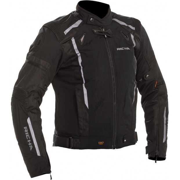 Куртка RICHA AIRSTREAM 2 LADY BLACK