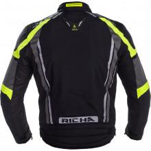 Куртка RICHA AIRSTREAM 2 GREY/FLUO YELLOW
