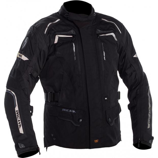 Куртка RICHA INFINITY 2 BIG SIZE BLACK