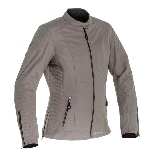 Куртка RICHA LAUSANNE TEXTILE TITANIUM
