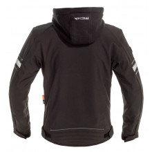 Куртка RICHA TOULON 2 SOFTSHELL WP BLACK