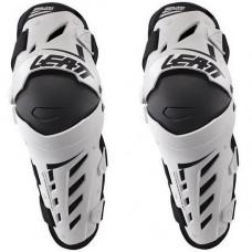 Наколенники Leatt Knee & Shin Guard Dual Axis White Black