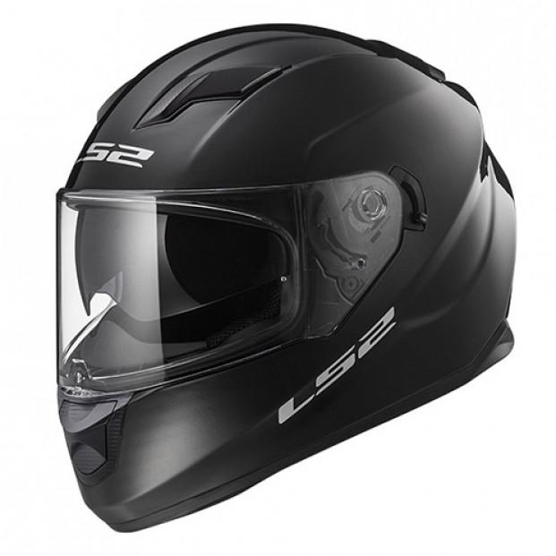 Шлем LS2 FF320 Stream Evo Solid Black