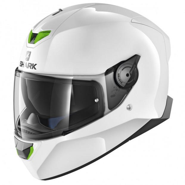 Шлем SHARK SKWAL 2 Blank White Azur