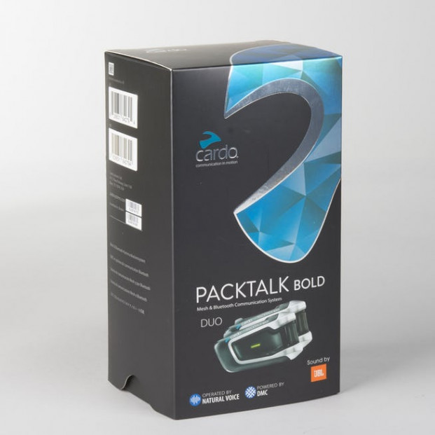 Интерком Cardo Packtalk Bold JBL Duo