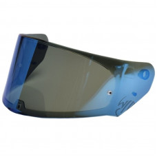 Визор LS2 FF353/FF320/FF800 зеркально голубой