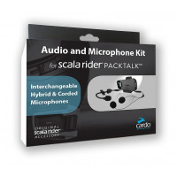 SET SCALA RIDER AUDIO KIT + SPEAKERS ДЛЯ PACKTALK