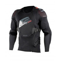 Черепаха LEATT ON BODY PROTECTOR 3DF AIRFIT BACKGROUND BLACK