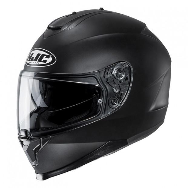 Шлем HJC C70 Semi Flat Black