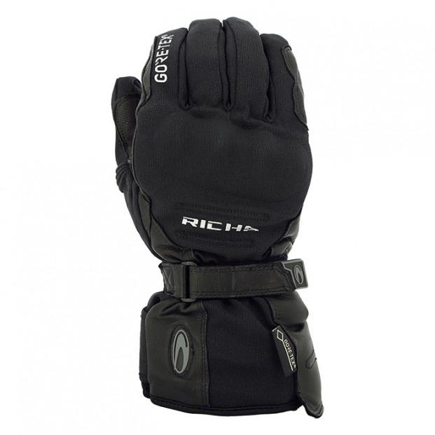 Перчатки Richa Ice Polar GORE-TEX Black