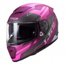 Шлем LS2 FF390 Breaker Beta Matt Purple