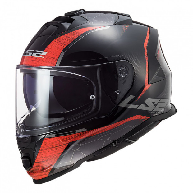 Шлем LS2 FF800 STORM Classy Red