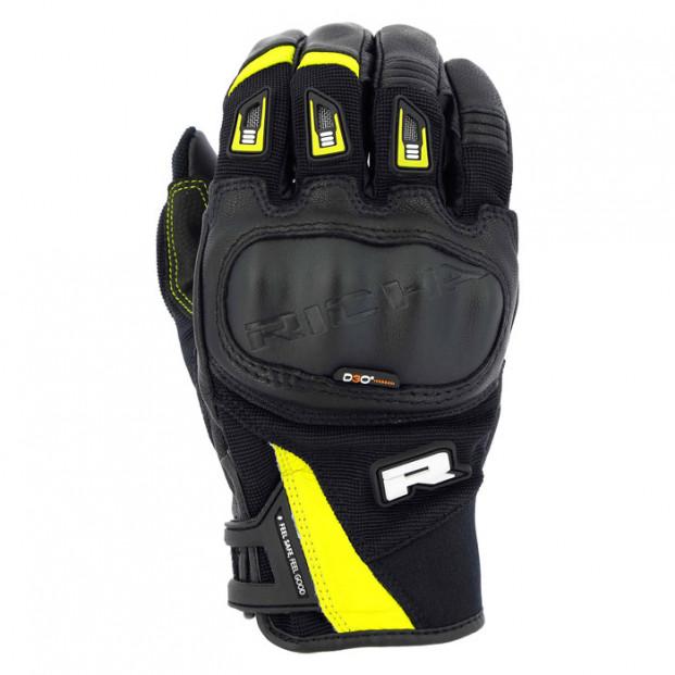 Перчатки Richa Magma 2 Fluo Yellow