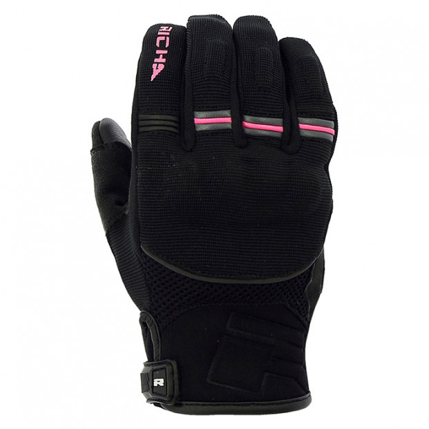 Перчатки Richa Scope Lady Black Pink