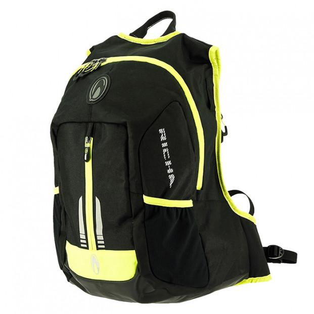 Рюкзак Richa Paddock Black Fluo Yellow