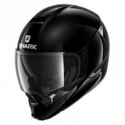 Шлем модуляр Shark EVOJET Blank Black