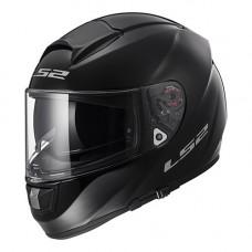 Шлем LS2 FF397 Vector HPFC Evo Solid Black