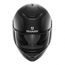 Шлем Shark Spartan Blank Matt Black