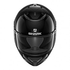 Шлем Shark Spartan Blank Black