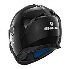 Шлем Shark Spartan Blank Black