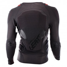Черепаха LEATT BODY PROTECTOR 3DF AIRFIT LITE BLACK, р.XXL