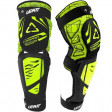 Наколенники LEATT KNEE & SHIN GUARD 3DF HYBRID EXT BLACK/FLUO