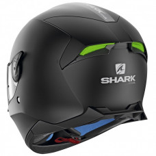 Шлем Shark Skwal 2 Blank Matt Black