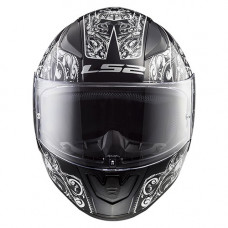 Шлем LS2 FF353 Rapid Crypt Black White