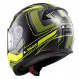 Шлем LS2 FF353 Rapid Carrera Black H-V Yellow