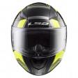 Шлем LS2 FF353 Rapid Carrera Black H-V Yellow