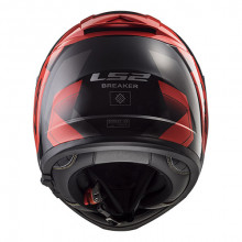 Шлем LS2 FF390 Breaker Physics Black Red