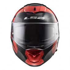 Шлем LS2 FF390 Breaker Physics Black Red