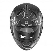 Шлем Shark Ridill Drift-R Black Anthracite Silver