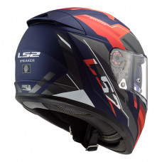 Шлем LS2 FF390 BREAKER Beta Matt Red Blue