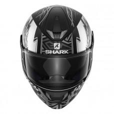Шлем Shark Skwal 2 Noxxys Matt Black Anthracite Silver