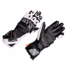 Перчатки Seca Trackday Black White