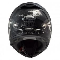 Шлем LS2 FF390 Breaker Deft Matt Black Titanium