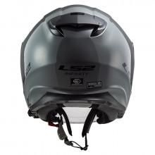 Шлем LS2 OF521 Infinity Solid Nardo Grey