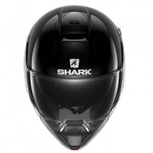 Шлем модуляр Shark EVOJET DUAL Blank Black/Grey