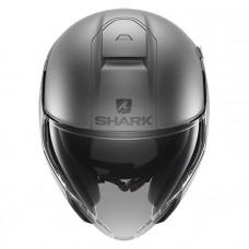 Шлем Shark Citycruiser Blank Mat Anthracite Mat