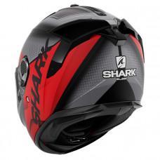 Шлем Shark Spartan GT Elgen Matt Black Anthracite Red